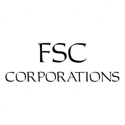 free vector Fsc corporations