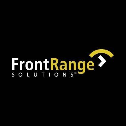 Frontrange solutions 0