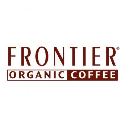 free vector Frontier organic coffee
