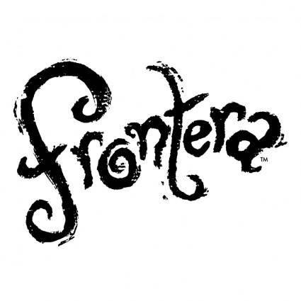 free vector Frontera
