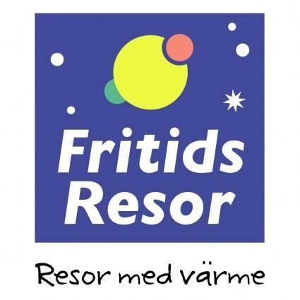 free vector Fritids resor
