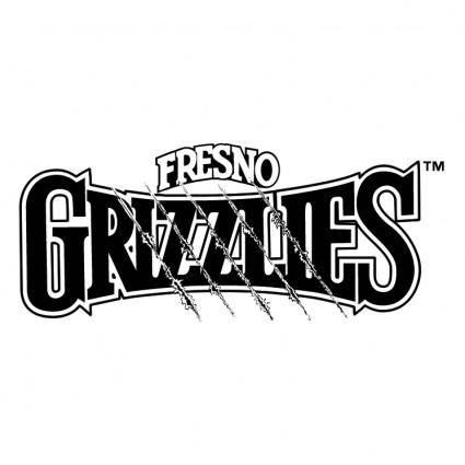 free vector Fresno grizzlies 0