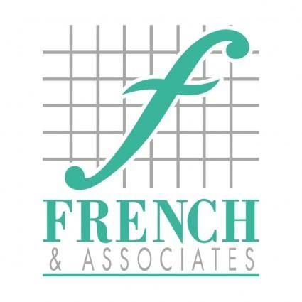 free vector French associates
