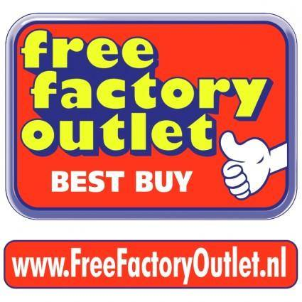 free vector Free factory outlet