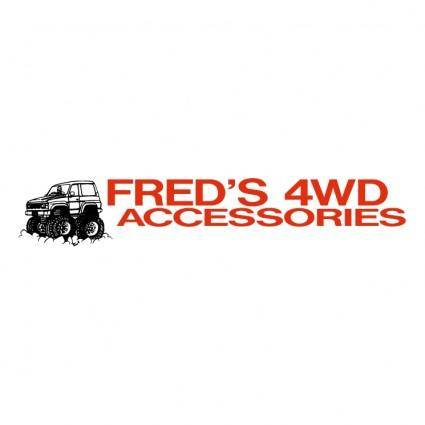 free vector Freds 4wd