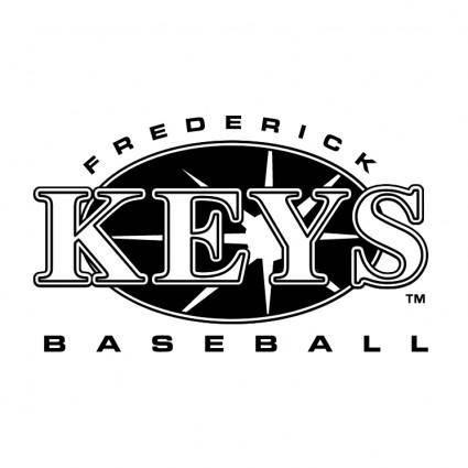 free vector Frederick keys