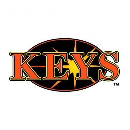 free vector Frederick keys 1