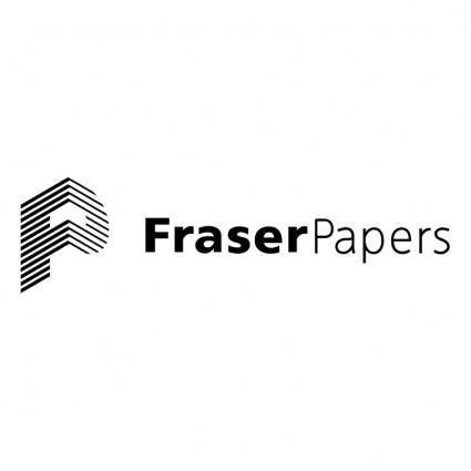 Fraser papers