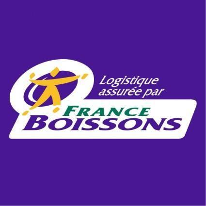 free vector France boissons