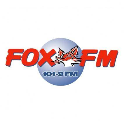 free vector Fox fm