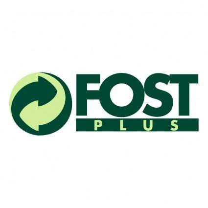 free vector Fost plus
