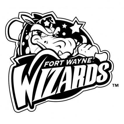 free vector Fort wayne wizards 0