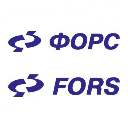 Fors holding 0
