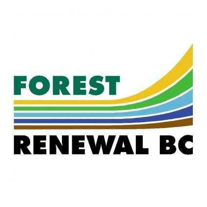 Forest renewal bc