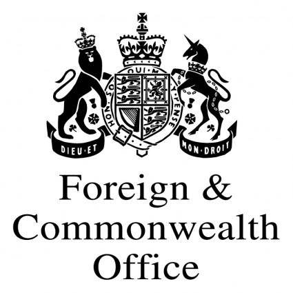 free vector Foreign commonwealth office