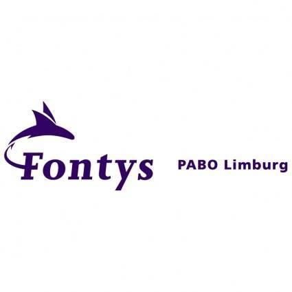 free vector Fontys pabo limburg