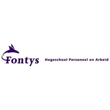Fontys hogeschool personeel en arbeid