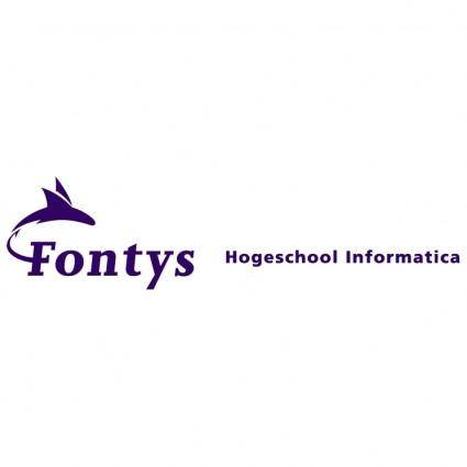 Fontys hogeschool informatica