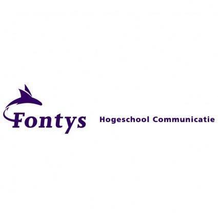 Fontys hogeschool communicatie