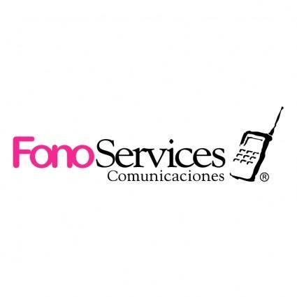 free vector Fonoservices