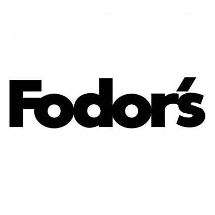 free vector Fodors