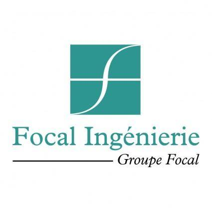 free vector Focal ingenierie