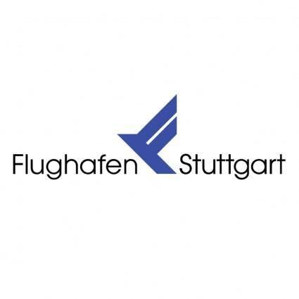 free vector Flughafen stuttgart