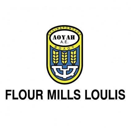 Flour mills loulis