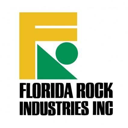 free vector Florida rock industries