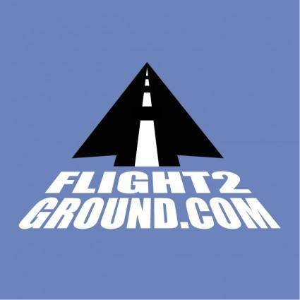 free vector Flight2ground