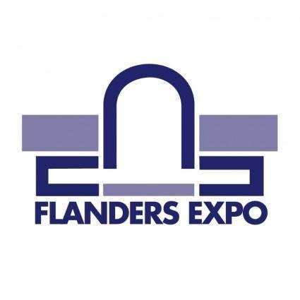 free vector Flanders expo