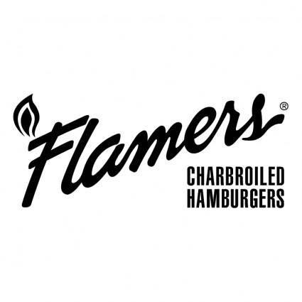 free vector Flamers