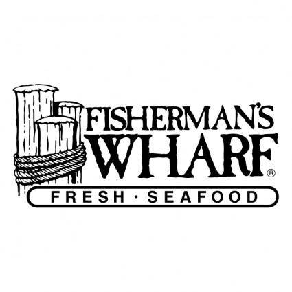free vector Fishermans wharf