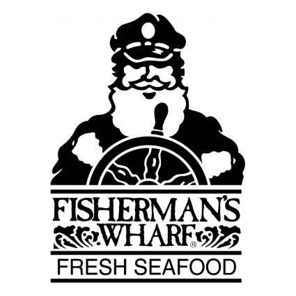 free vector Fishermans wharf 0