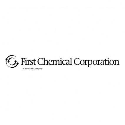 free vector First chemical corporation
