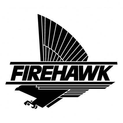 free vector Firehawk