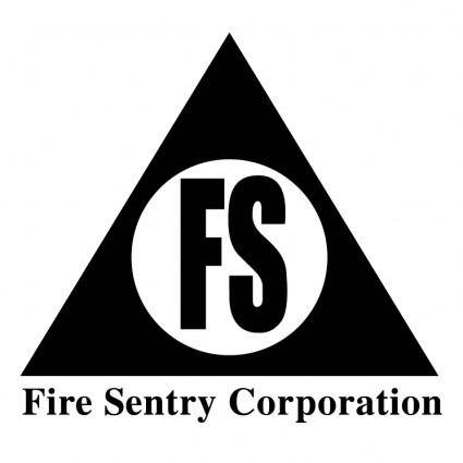 free vector Fire sentry corporation