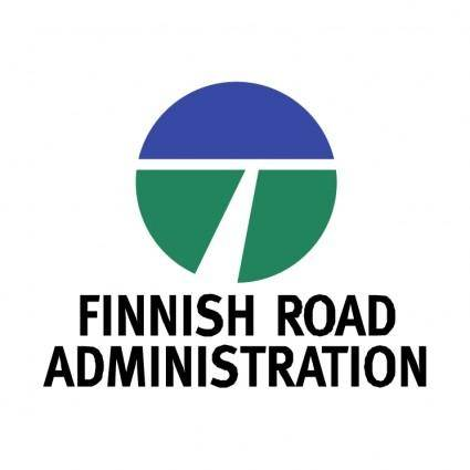 free vector Finnish road administration
