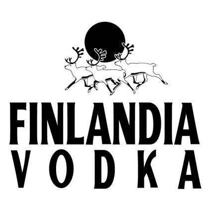 free vector Finlandia vodka 0