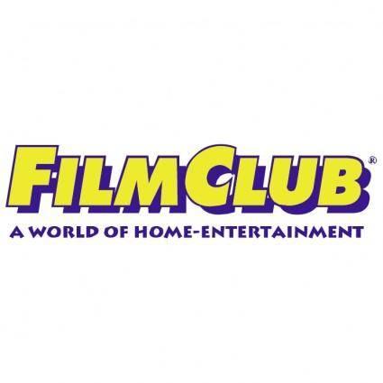 free vector Filmclub