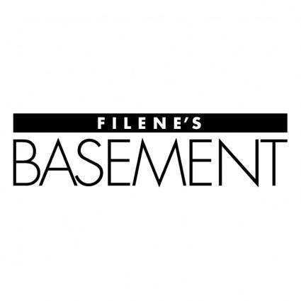 Filenes basement