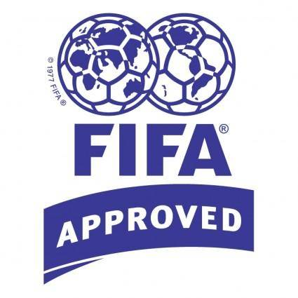 free vector Fifa approved