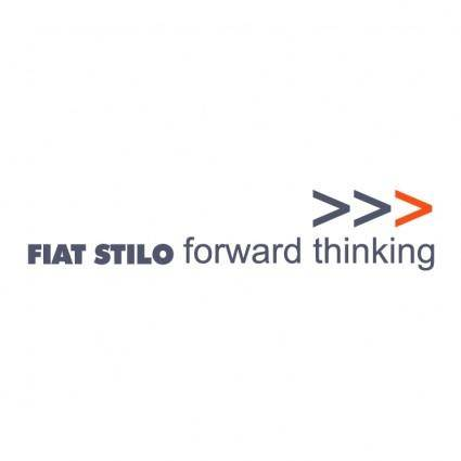 free vector Fiat stilo