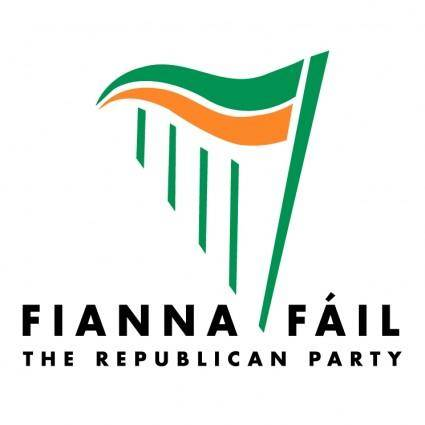 free vector Fianna fail