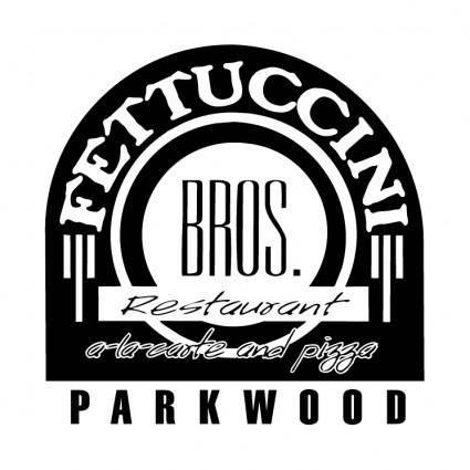 free vector Fettucinni bros