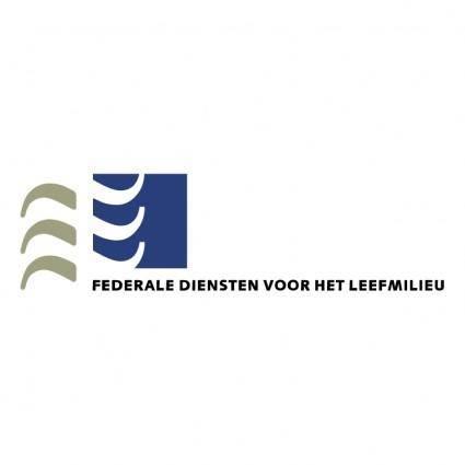 Federale diensten voor het leefmilieu