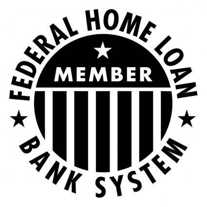 free vector Federal home loan