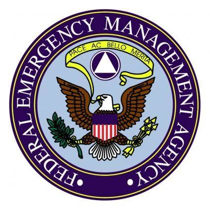 free vector Federal emergency management agency