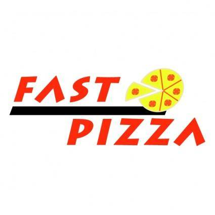free vector Fast pizza 0