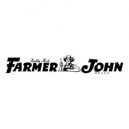 free vector Farmer john 0